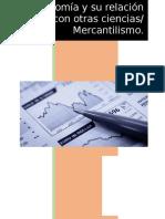 Economía y Mercantilismo