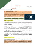 Direito Civil - Contratos e D. Reais - Cristiano Chaves