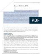 A Cancer Journal for Clinicians