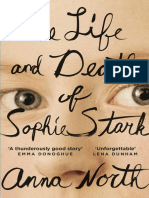 The Life and Death of Sophie Stark by Anna North Extract