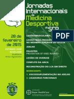 Cartaz II Jornadas_SCP