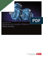 Catalogo - Motores Abb