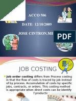 Costo Por Paciente
