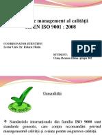 Ciauș Roxana Elena SR en ISO 9001 2008