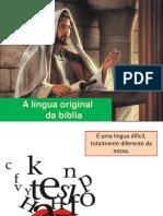 A Língua Original da Bíblia.pdf