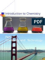 Introduction to Chemistry 101