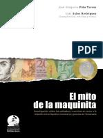 El Mito de La Maquinita José Gregorio Piña