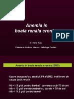 Anemia BRC 2016