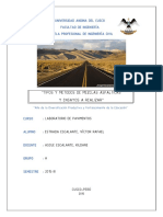METODOS Y TIPOS DE MEZCLAS ASFALTICAS