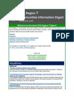 EPA Region 7 Communities Information Digest - Jan 8, 2016