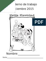 Cuaderno Vacaciones Diciembre 2015