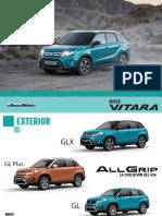 Suzuki Vitara  Catalogo 2016
