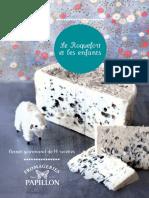 Carnet Recettes Roquefortpapillon