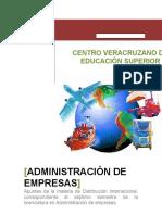 Antología Distribución Internacional