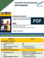 Paparan DeputiNangkis-kemenkokesra Lokakarya P2KP 09022011
