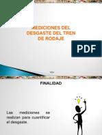 Curso Mediciones Desgaste Tren Rodaje