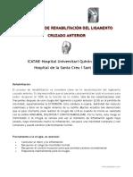 Protocolo Rehabilitacion Lca