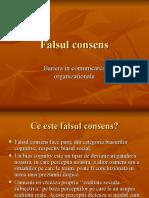 Falsul-consens-1.ppt