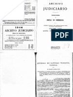 Cândido Oliveira Filho, Reforma STF (1946)