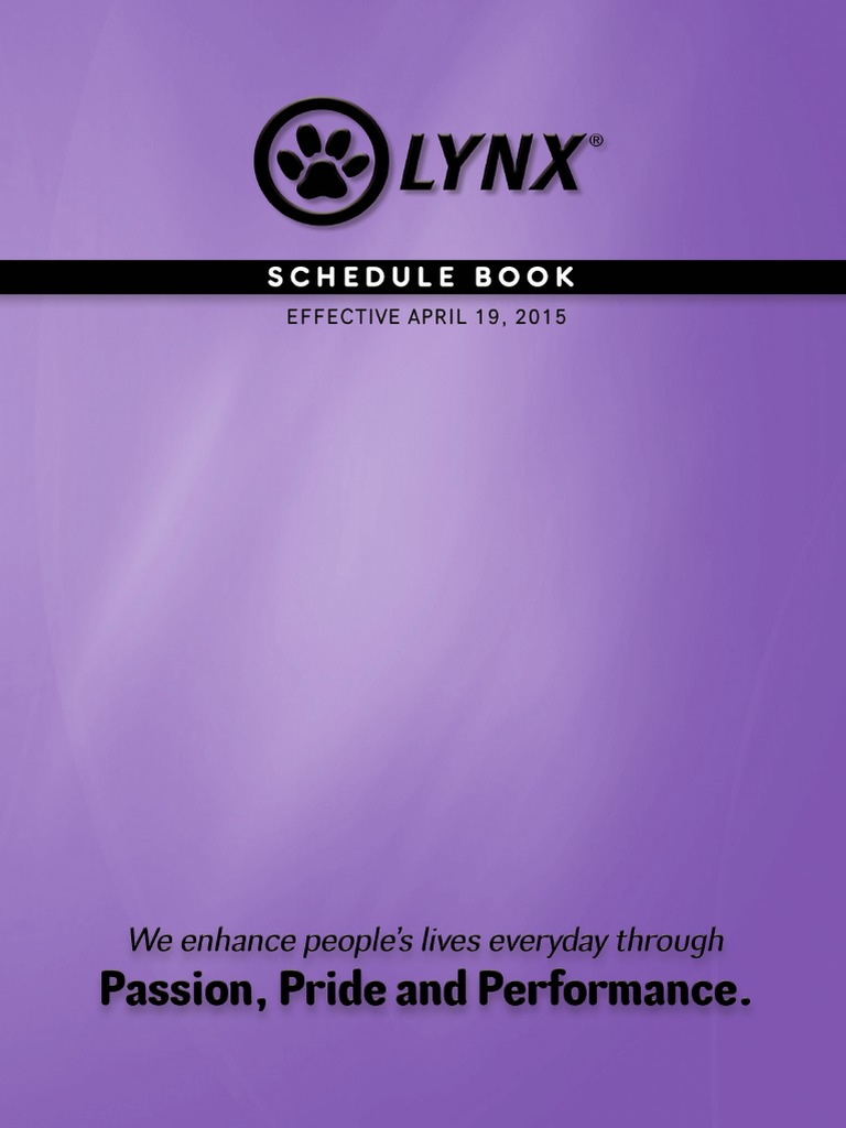 lynx schedule book final update 042815 identity document
