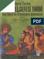 Henry Corbin - İslam Felsefesi Tarihi 2