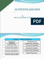 Pengertian Statistik Dan Data