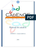 Manual Cadence v1