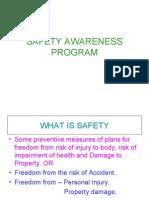 SAFETY AWARENESS[1]