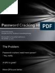 Jeremi Gosney Password Cracking HPC Passwords12