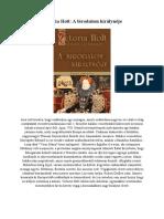 Victoria Holt- a birodalom királynője.pdf