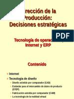 Tecnología de Operaciones