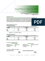 ColaTeric HFA & HLA