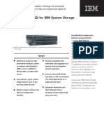 Cisco MDS 9222i for IBM System Strage