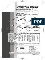 Nitto JT-20 Instruction Manual