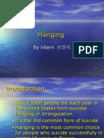 power point forensik hanging