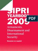 Gasto en armamento 2009