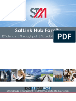 STM SatLink Hub Family Manual