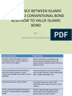 Difference Islamic Bond & Conventional