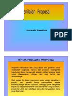 06 Penilaian Proposal