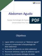 8. Abdomen Agudo