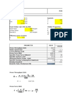 HRC Calculation