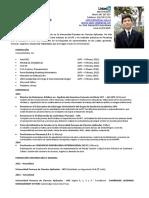 CV Antony Saenz Villaorduña