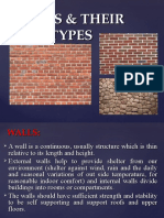 Walls,Etc PPT