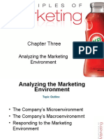 Chapter 3 of Marketing