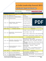 FM National Event Agenda 2013 Ver.1.5