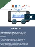 Number Portability v2.0