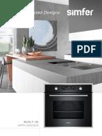 Simfer Built-In Appliances