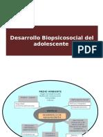 Clase ELEIA Desarrollo Biopsicosocial Del Adolescente
