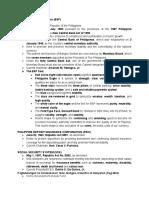Organizations Basic Finance