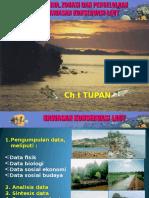 Pengelolaan Sumber daya Laut dan  Pesisir dgn metode AHP